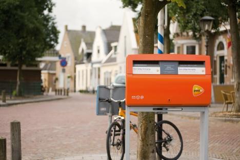 PostNL kontrolliert künftig mher als 90 Prozent des Briefmarktes in der Niederlande/ Foto: PostNL